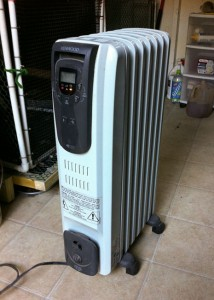 Kenwood space heater